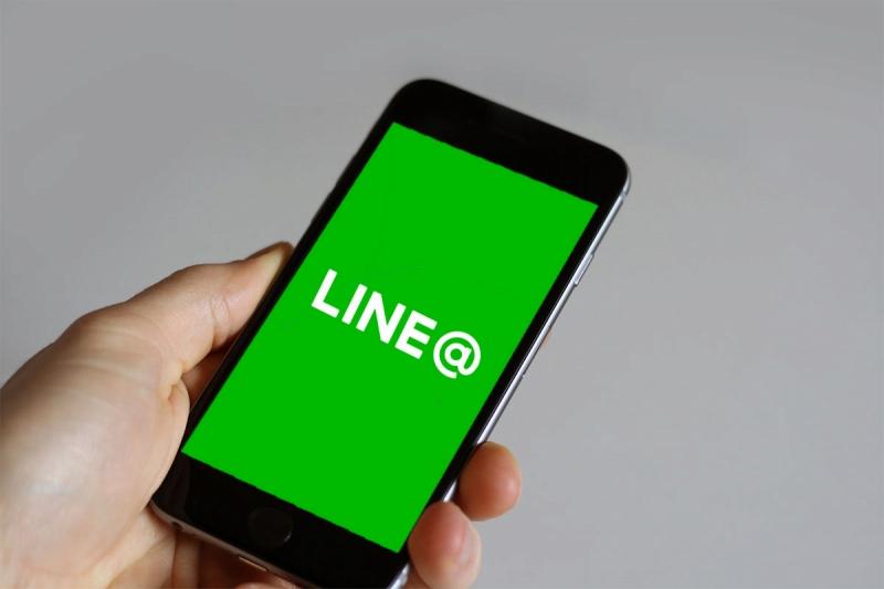 飲食店 LINE@ 活用